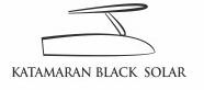 Katamaran Black Solar
