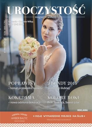 afabe0896f Wielkiej Gali Ślubnej odbył się finał szóstej edycji Ślubnych Metamorfoz  organizowanej przez portal e-wesele.pl i Magazyn Ślubny Uroczystość.